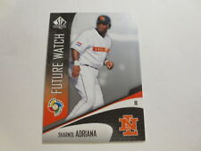 2006 Upper Deck SP Authentic Future Watch Sharnol Adriana Card #WBC-73 #590/999