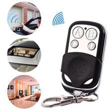 Useful Black 433.92MHZ 4 Buttons Garage Door Opener Universal Remote Control
