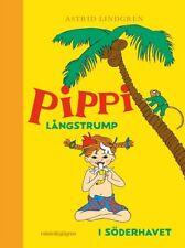 Buch Astrid Lindgren SCHWEDISCH Pippi Långstrump i Söderhavet Langstrumpf 2020