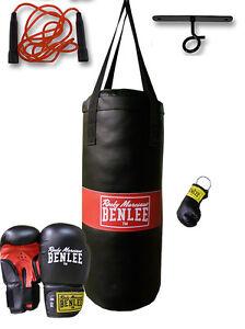 Kids Boxing Bag Set PUNCHY,von Benlee. Komplett Set. Boxsack. Boxen, Kickboxen