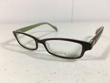 Kate Spade Elisabeth 0JDJ 49 16 130 Brown Green RX Eyeglasses
