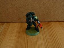 Games Workshop Tactical Squad Trooper No2 With Bolter And Combat Knife