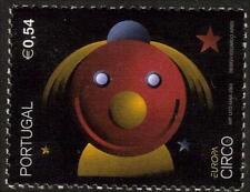 PORTUGAL MNH 2002 SG2943 EUROPA: CIRCUS