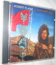 Now & Zen by Robert Plant CD, 1988, Es Paranza Rock, Free Shipping U.S.A.