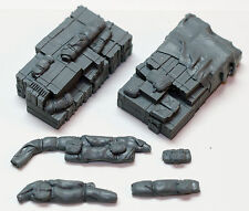 """1/72 Scale (2 Pack) Allied Truck Blobs/Loads Set """"AT2"""" - Resin Value Gear"""