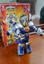 Power Rangers Jungle Fury Rhino Steel Megazord
