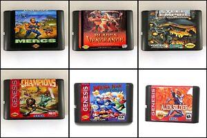 16 bit SEGA MD Game Card Fits Sega Mega Drive Genesis