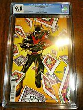 Batman Beyond #27 Johnson Variant Cover CGC 9.8 NM/M 1st Pr Joker Detective DC