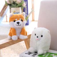 Mini Cute Talking Dog Mimicry Plush Pet Toy Kids Speak Talking Sound Record Toys