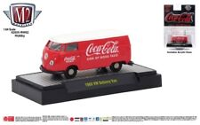 M2 Machines Coca Cola Hobby Release 2 3 Car Set