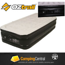 OZtrail Majesty Air Mattress KING SINGLE (incl. 240V PUMP) Inflatable Bed Mat