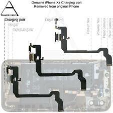 Genuine Original Apple iPhone Xs Charging Port Flex