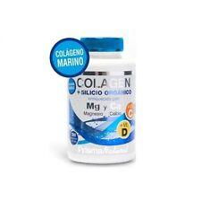 COLAGENO + SILICIO ORGÁNICO + MAGNESIO + CALCIO 180 comprimidos 814mg