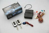 Vehicle Keyless Entry System With Remote Controllers Car alarm Security LD006