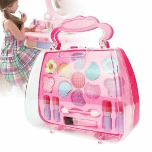 Kids Girls Makeup Set Toy For Children Cosmetic Toys Beauty Princess Play Gift