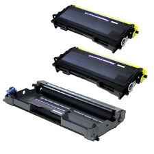 2PK TN350 + 1PK DR350 Toner and Drum Combo For Brother  HL-2040 MFC-7420