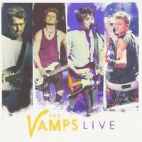 THE VAMPS Live at London 02 Arena EP - Damaged Case