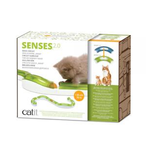 Catit 2.0 Wave Circuit Cat Kitten Interactive Play Toy