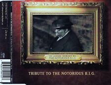 TRIBUTE TO THE NOTORIOUS B.I.G. / 3 TRACK-CD - TOP-ZUSTAND