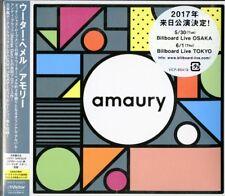 WOUTER HAMEL-AMAURY-JAPAN CD BONUS TRACK F56