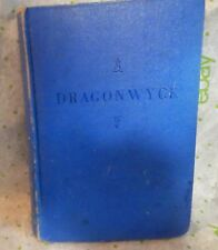 Dragonwyck by Anja Seton 1944 Houghton Mifflin Co. Boston