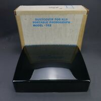 Dustcover for KLH Portable Phonograph Model #702