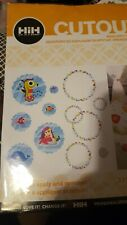 Hip In A Hurry (HiH) Under The Sea Cutouts 12 Pc Set! New & Sealed, Ships Fast