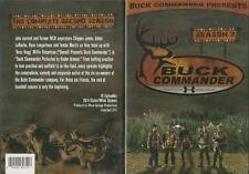 Buck Commander Season 2 Deer Hunting 10 Episodes Wide Screen DVD NEW Ships Fast