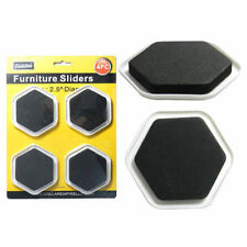 4X FURNITURE SLIDERS GLIDES MAKES MOVING EASY FOR LARGE AND HEAVY APPLIANCE STL