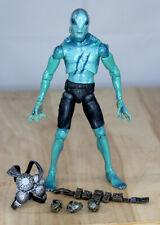 Hellboy: Movie Figure Mezco Abe Sapien Battle Damaged Loose