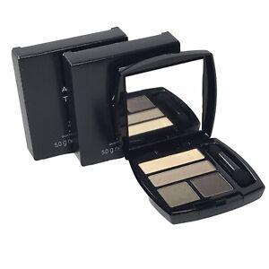 Lot of 2 Avon True Color Multi-Finish Eyeshadow Quad - Shade: Gilded Metallics
