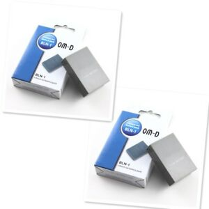 2PCS BLN-1 BLN1 Battery for OLYMPUS BCN1 BCN-1 E-M5 E-P5 OM-D E-M1 EM5 OMD EP5