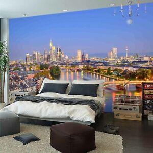 Crown Split Sky 3D Full Wall Mural Photo Wallpaper Printing Home Kids Decor