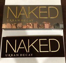 Urban Decay Naked 1 ORIGINAL Eye Shadow Palette NIB DISCONTINUED