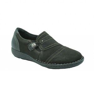 Planet Shoes Comfort Leather WINDSOR2 black