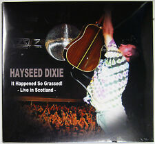 Hayseed Dixie It Happened So Grassed! RECORD STORE DAY RSD 2018 2LP NEW SEALED