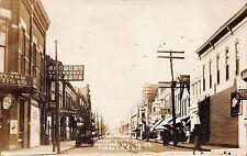 Real Photo Postcard Vaudeville on West State Street in Hammond, Indiana~112380