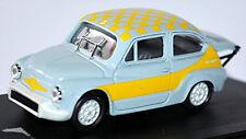 Fiat Abarth 850 TC Berlina Gr.5 1968 grau gelb grey yellow 1:43 ProgettoK
