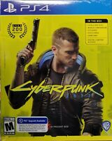 Cyberpunk  2077  ( PlayStation 4 / ps4 )  ps5 upgrade Available