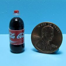 Dollhouse Miniature Replica Litre Bottle of Cola Soda G100