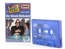 TKKG 2- Der blinde Hellseher Hörspiel Kassette MC Europa