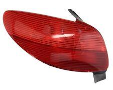 Peugeot 206 98-03 hb LAMPE FEU ARRIERE GAUCHE