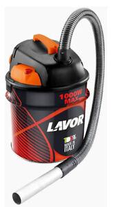 Bidone 18 litri aspiratutto aspiracenere aspirapolvere LAVOR Ashley 901