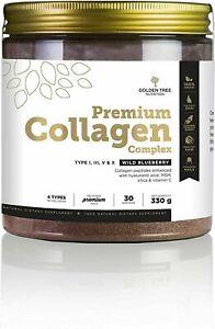 Golden Tree Premium Collagen Complex Original Kollagen Pulver NEU