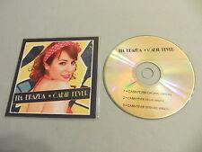 TIA BRAZDA Cabin Fever (Deluxe/Extended Versions) promo CD single