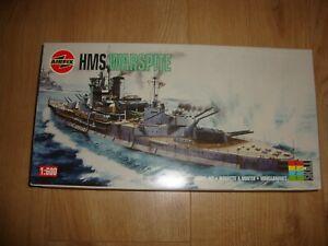 L210 Airfix Model Kit 04205 - HMS Warspite - 1/600
