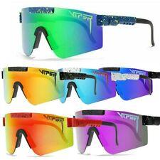 PIT VIPER Polarized Sunglasses Exesie Sport Cycling Goggles UV400 Unisex Eyewear