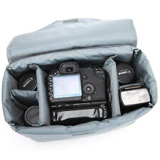 DSLR SLR Waterproof Camera Bag Insert Partition Padded Lens Bag Case Cover Pouch