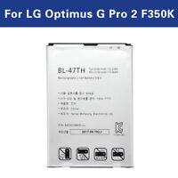 BL-47TH Spare Battery For LG Optimus G Pro 2 LG-F350K F350S F350L D837 3200mAh