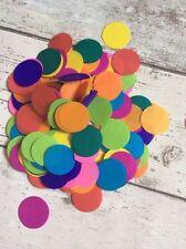 Coriandoli multicolore per il matrimonio
